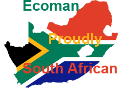 Proudly South African Ecoman Durban